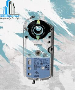موتور دمپر هوا زیمنس