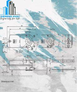موتور دمپر هوا